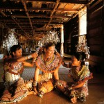 Dress-up_like_an_Iban_at_Iban_Longhouse